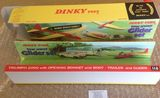 Dinky #118 Tow-Away Glider Set - Reproduction Box